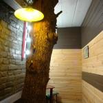 """Студия """"Выставка снов"""" Гримерка с настоящим деревом"""